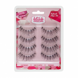 Blink Charm Natural Flair - 4 Pairs