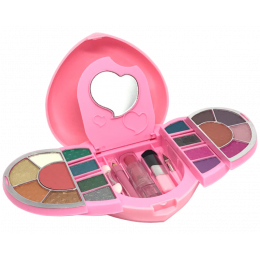 Amara Magical Heart Makeup Kit