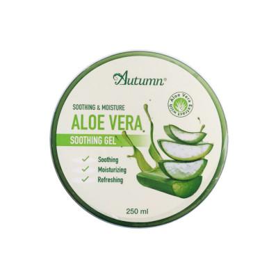 Autumn Aloe Vera Soothing Gel Jar