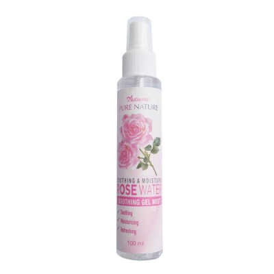 Autumn Rose Water Mist