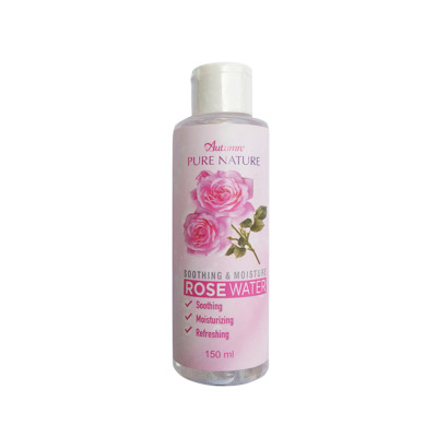 Autumn Soothing & Moisture Rose Water