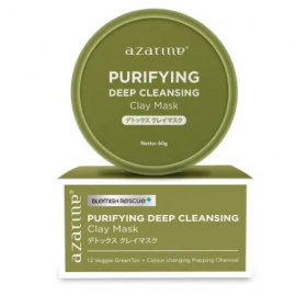 Azarine Purifying Deep Cleansing Clay Mask 60g