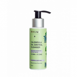 Bhumi Calendula Oil Control Cleanser