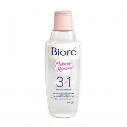 Biore Make up Remover 3 in 1 Fresh Cleanser 300 ml