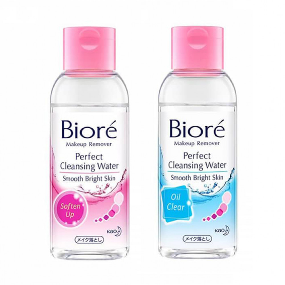 BIORE MAKEUP REMOVER CLEANSING WATER