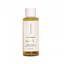 Bloomka Olive + Rosemary Deep Cleansing Oil 100ml