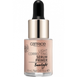 Catrice Light Correcting Serum Primer - Sunlight
