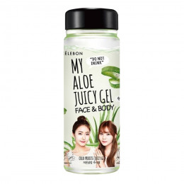 CELEBON Juicy Gel Face & Body Aloe Vera