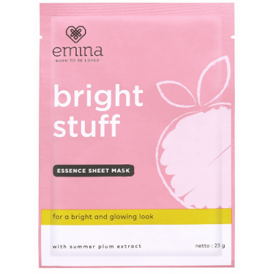 Emina Bright Stuff Essence Sheet Mask