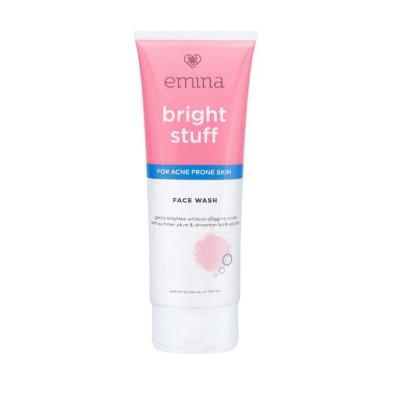 Emina Bright Stuff For Acne Prone Skin Face Wash 100ml