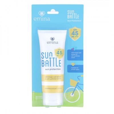Emina Sun Battle Sun Protection SPF45