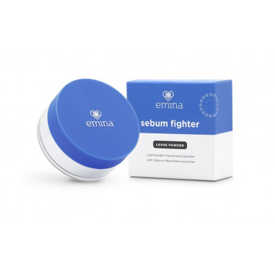 Emina Sebum Fighter Loose Powder