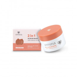 Emina 2 in 1 Scrub Mask