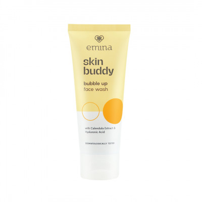Emina Skin Buddy Bubble Up Face Wash