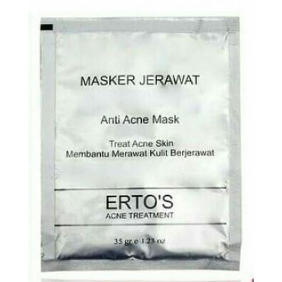 Ertos Masker Jerawat