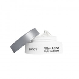Ertos Why Acne Night Cream