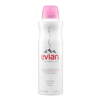 Evian Brumisateur Natural Mineral Water Facial Spray 150ml