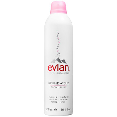 Evian Brumisateur Natural Mineral Water Facial Spray 300ml