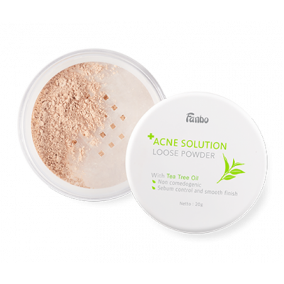 Fanbo Acne Solution Loose Powder