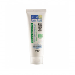 Hada Labo Gokujyun Ultimate Moisturizing Face Wash 100ml