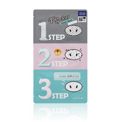 Holika Holika Pig-nose Clear Blackhead 3 Step kit