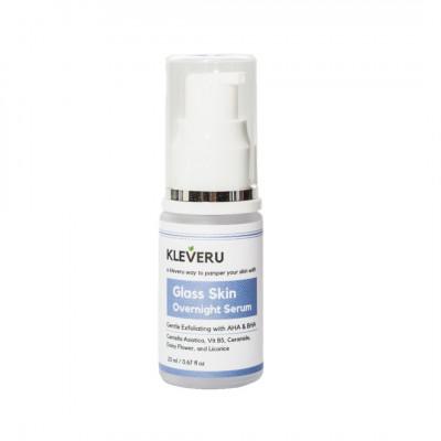 Kleveru Glass Skin Overnight Serum