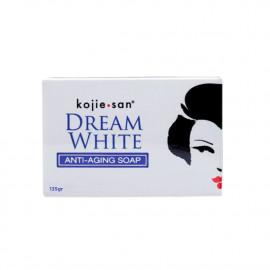 Kojie San Dream White Anti Aging Soap 135Gr
