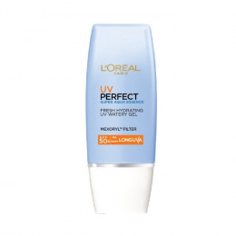 L'Oreal UV Perfect Super Aqua Essence SPF 50 PA++++