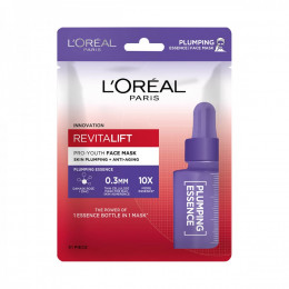 L'oreal Revitalift Pro-Youth Face Mask Anti Aging