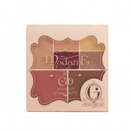 Madame Gie Ready To Go - Face Pallete