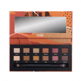 Make Over Powerstay Eye Palette