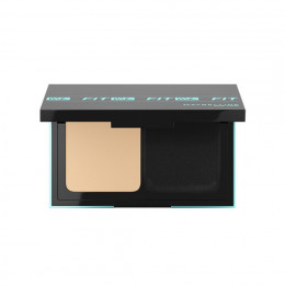 Maybelline Fit Me Matte and Poreless 24HR Oil Control Powder Foundation