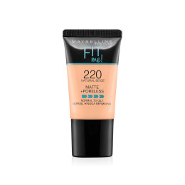 Maybelline Fit me Matte + Poreless Foundation Tube