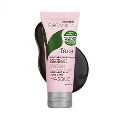Mineral Botanica Acne Care Masque