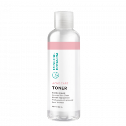 Mineral Botanica Perfect Purifying Acne Care Toner