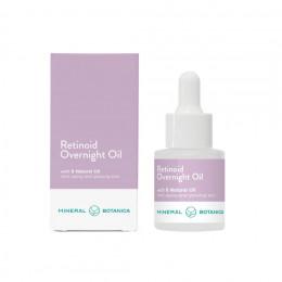 Mineral Botanica Retinoid Overnight Oil