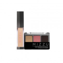 Mizzu Bundling Eye Base Essentials + Gradical Eye Shadow