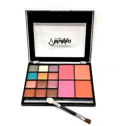 MUKKA Pro Palette Eyeshadow & Blusher