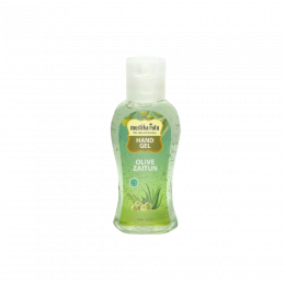 Mustika Ratu Hand Gel Zaitun Antiseptic Sanitizer 60ml