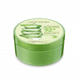Nature Republic Soothing & Moisture Aloe Vera 92% Sooting Gel (Jar)