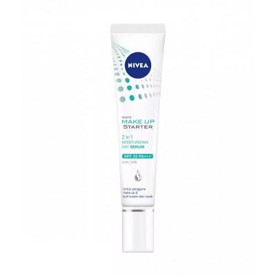 Nivea Makeup Starter White 2in1 Serum 30ml