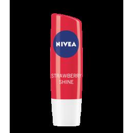 Nivea Strawberry Shine Caring Lip Balm