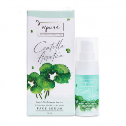 N'pure Silky Face Serum Centella Asiatica