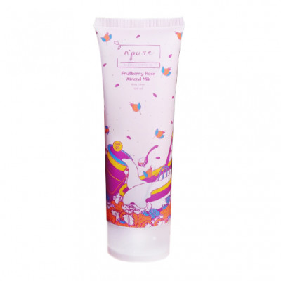 N'Pure Body Lotion Fruitberry Rose Almond Milk