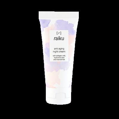 Raiku Anti Aging Night Cream 40gr
