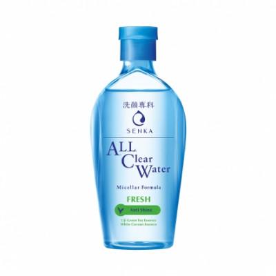 Senka All Clear Water Fresh - Anti Shine
