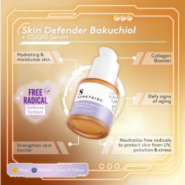 Somethinc Skin Defender Bakuchiol + COQ10 Serum 20ml