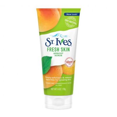 St Ives Fresh Skin Apricot Face Scrub