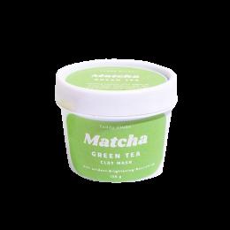 Teddy Clubs Clay Mask Matcha Green Tea