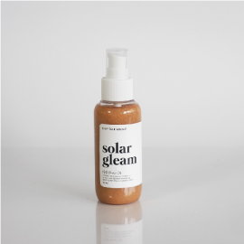 They Talk About Body Oil - Solar Gleam 100ml